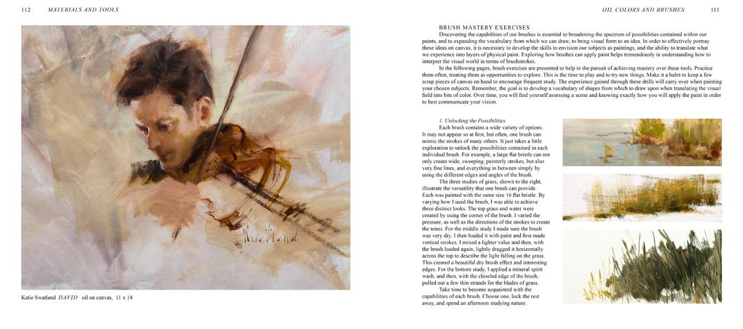 Alla Prima Ii Companion By Katie Swatland