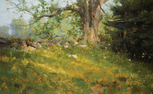 Diana's Maple by Richard Schmid