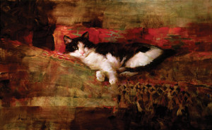 Zorro by Richard Schmid