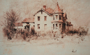 Stillriver Farmhouse by Richard Schmid