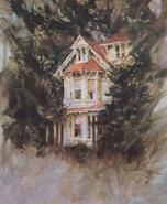 Tebbit's House by Richard Schmid